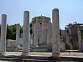 Athens - roman forum and tower of the winds.jpg