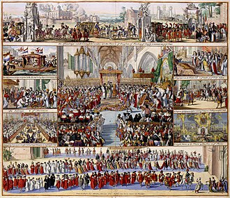 United Kingdom constitutional law - The Glorious Revolution of 1688 confirmed Parliament's supremacy over the monarch, represented by John Locke's Second Treatise on Government (1689). This laid the foundations for a peaceful unification of England and Scotland in the Act of Union 1707.