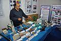 Atomic Minerals Demonstration - AMDER Pavilion - Sundarban Kristi Mela O Loko Sanskriti Utsab - Narayantala - South 24 Parganas 2015-12-23 7726.JPG