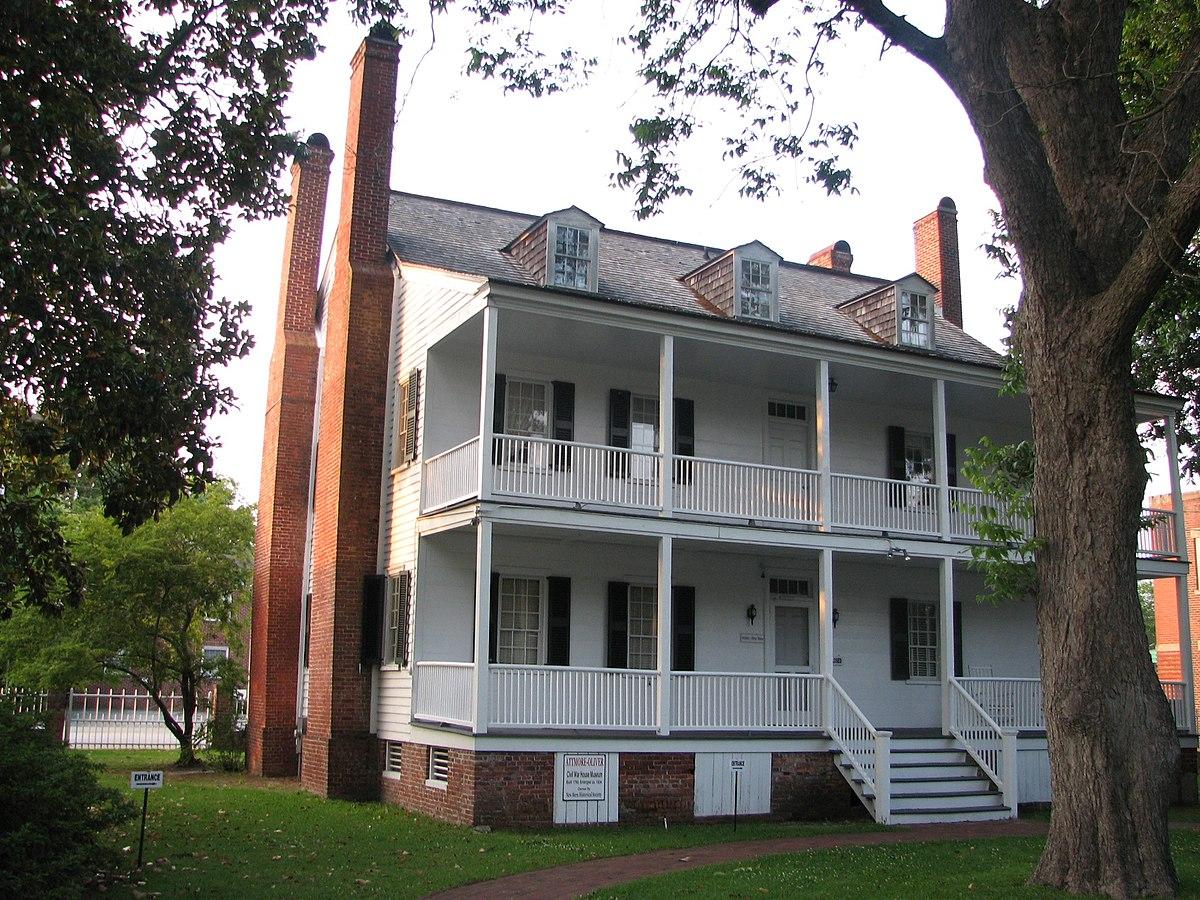 Attmore–Oliver House - Wikipedia