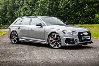 Audi RS 4 Motor vehicle