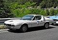 Auffahrt zur Diga del Vajont, Alfa Romeo Montreal.jpg