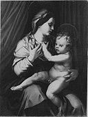 August Wolf - Madonna (nach Andrea del Sarto) - 11674 - Bavarian State Painting Collections.jpg