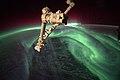 Aurora australis ISS 20120715.jpg