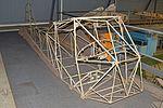 Auster J-1 Autocrat fuselage frame (ZS-DGF) (22385369704).jpg
