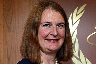 Susan le Jeune dAllegeershecque British diplomat