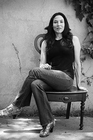 Toni Ann Johnson - American author and screenwriter Toni Ann Johnson