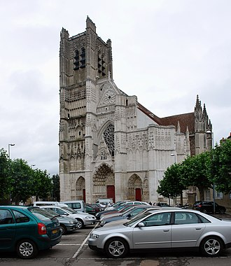 Roman Catholic Diocese of Auxerre - Auxerre Cathedral