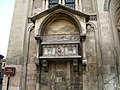 Aventino Fracastoro's monument, Verona, Italy.JPG
