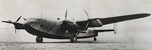 Avro York - LV633 Ascalon, Churchill's personal aircraft.