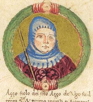 March of Ancona - Image: Azzo VII Este
