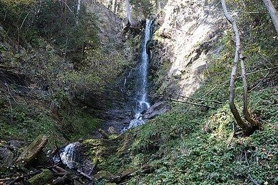 Bösensteiner Wasserfall, Gemeinde Steuerberg, Bezirk Feldkirchen, Kärnten.jpg