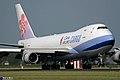 B-18719 China Airlines Cargo (3848320219).jpg