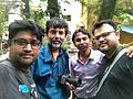 BCN - Group Photo of Participants - Documenting Brahmo Samaj Cemetery-Nabodebalay Project 02.jpg