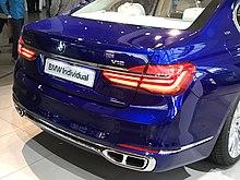 Bmw M760li Xdrive V12 2020 Price