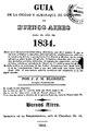 BaANH47884 Guia de la ciudad y almanaque de comercio de Buenos Aires para el año 1834 - J. J. M. Blondel.pdf