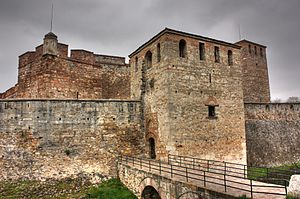 Stephen V of Hungary - Baba Vida, the medieval fortress at Vidin in Bulgaria: Stephen captured it in 1261