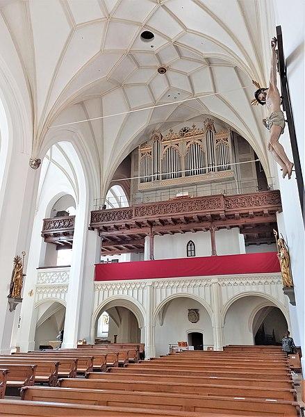 Datei:Bad Tölz, Stadtpfarrkirche Mariä Himmelfahrt (Innenansicht) (22).jpg