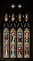 Ballina St. Muredach's Cathedral East Window Irish Saints 2013 09 14.jpg