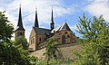 Bamberg, Kloster Michelsberg, Exterior 002.JPG