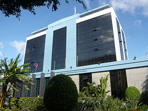 Economy of Central America - Central Bank of Costa Rica