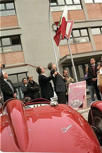 Bandini Automobili - Dedication to the great Ilario Bandini