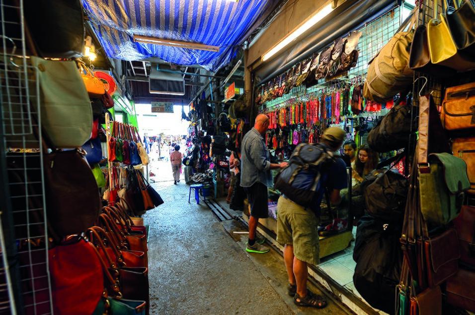 Bangkok Chatuchak Market 2