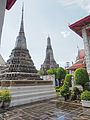 Bangkok along the Chao Phraya and Wat Arun (14881664440).jpg