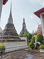 Bangkok along the Chao Phraya and Wat Arun (14881664440).jpg