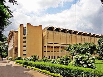 Bangladesh National Museum - Southern side