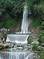 Banjhakri Falls at sikkim.jpg