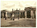 Bank of Ireland, Dublin. County Dublin, Ireland-LCCN2002717395.jpg