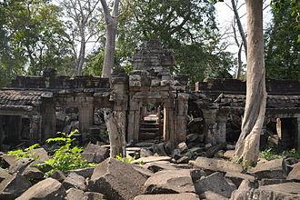 Banteay Chhmar - Banteay Chhmar Temple