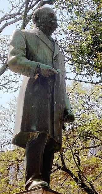 José Paranhos, Baron of Rio Branco - Statue of Rio Branco in Porto Alegre.