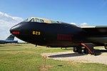 Barksdale Global Power Museum September 2015 46 (Boeing B-52D Stratofortress).jpg