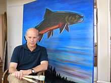 Barnaby Conrad III and trout painting.jpg