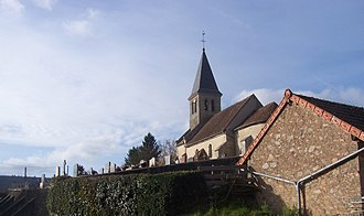 Barnay - Image: Barnay Church