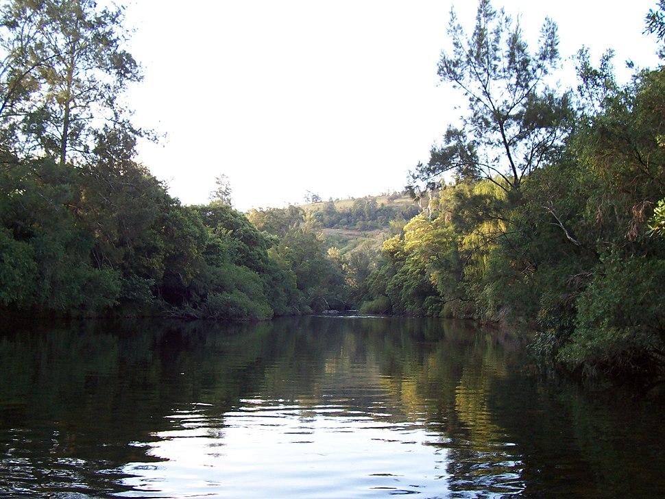 Barrington River 1