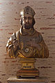 Basilica of Saint-Sernin - Bust of Saint Phebade.jpg