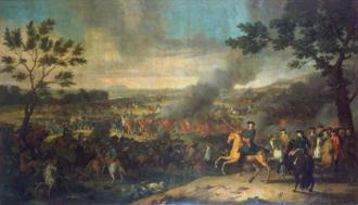 Boris Sheremetev - Decisive Russian victory at Poltava 1709