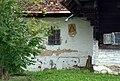 Bauernhaus vlg Lenz Mettersdorf Stainztal östliche Seitenwand.jpg