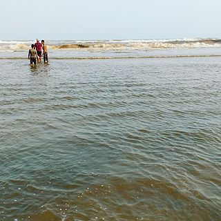Puri Beach Sea beach of Odisha
