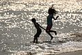 Beach Children @ Kasai Rinkai Park.jpg