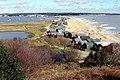 Beach Huts on Mudeford spit - geograph.org.uk - 63576.jpg
