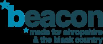 Free Radio Shropshire & Black Country - Beacon's last station logo