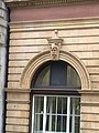 Bearded face with winged helmet on 10, Fleet Street former legal and general building.jpg