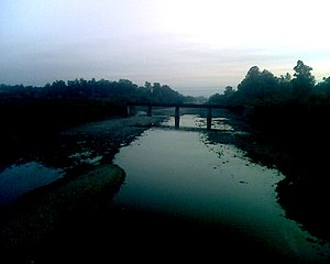 Beas River - Beas River in Pathankot