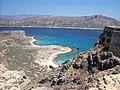Beautiful distortion of Grambousa by the calm Mediterranean sea.jpg