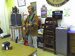 Beck at Pancho Villa Taqueria in San Francisco.jpg