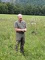 Bediensteter des Nationalpark-Dienstes Berchtesgadener Land und Forstschutzbeauftragter.jpg